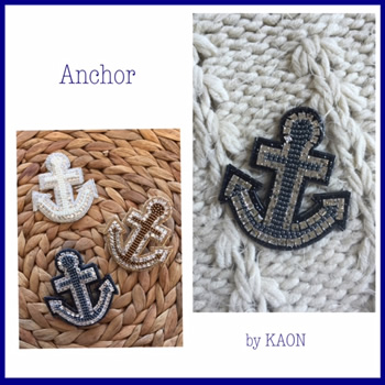 Anchor by KAON 10,000円(税込)
